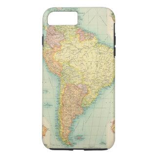 Capa iPhone 8 Plus/7 Plus Ámérica do Sul política