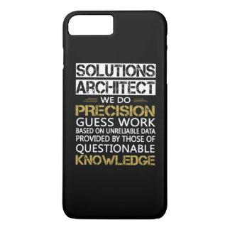 CAPA iPhone 8 PLUS/7 PLUS ARQUITETO DAS SOLUÇÕES