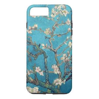 Capa iPhone 8 Plus/7 Plus Árvore de amêndoa de florescência por Vincent van