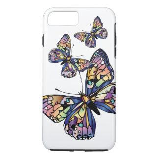 Capa iPhone 8 Plus/7 Plus As borboletas estão livres