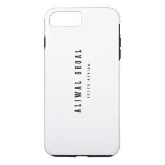 Capa iPhone 8 Plus/7 Plus Banco de areia África do Sul de Aliwal
