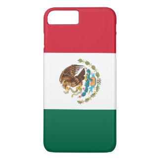 Capa iPhone 8 Plus/7 Plus Bandeira de México
