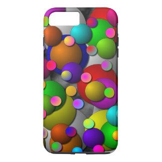 Capa iPhone 8 Plus/7 Plus Bolhas