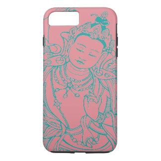 "Capa iPhone 8 Plus/7 Plus ""Capa de telefone fêmea de Buddha """