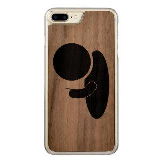 Capa iPhone 8 Plus/ 7 Plus Carved Melhor amigo
