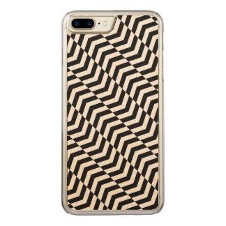 Capa iPhone 8 Plus/ 7 Plus Carved Seta isto
