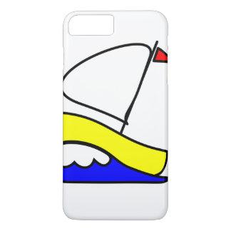 Capa iPhone 8 Plus/7 Plus Caso do telemóvel da navigação
