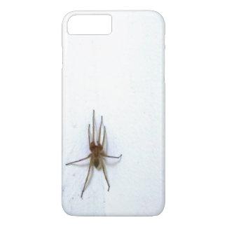 Capa iPhone 8 Plus/7 Plus Caso positivo do iPhone 7 da aranha