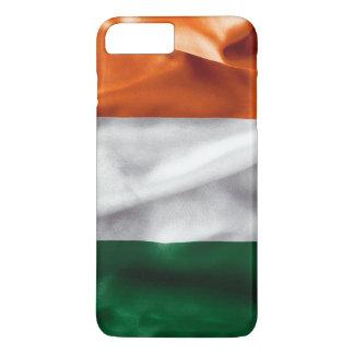 Capa iPhone 8 Plus/7 Plus Caso positivo do iPhone 7 da bandeira de Ireland