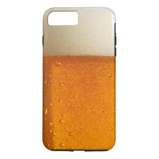 Capa iPhone 8 Plus/7 Plus Caso positivo do iPhone 7 da cerveja