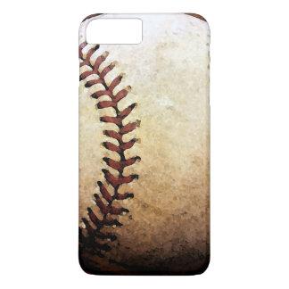 Capa iPhone 8 Plus/7 Plus Caso positivo do iPhone 7 do basebol