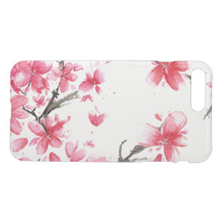 Capa iPhone 8 Plus/7 Plus casos florais legal