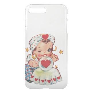 Capa iPhone 8 Plus/7 Plus casos retros