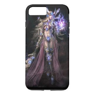 Capa iPhone 8 Plus/7 Plus Cobrir do telefone: Deusa da energia