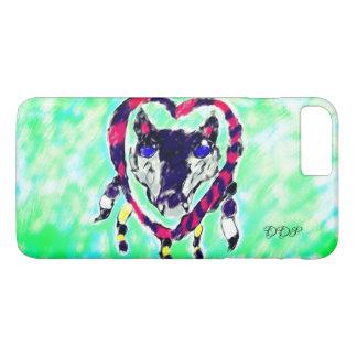 Capa iPhone 8 Plus/7 Plus Coletor ideal do lobo