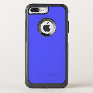 Capa iPhone 8 Plus/7 Plus Commuter OtterBox B20 que inspira Truthfully a cor azul