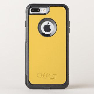 Capa iPhone 8 Plus/7 Plus Commuter OtterBox Cor calma do amarelo da mostarda Y07
