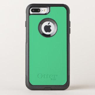 Capa iPhone 8 Plus/7 Plus Commuter OtterBox Galharda cor G14 verde generosa