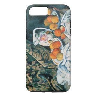 Capa iPhone 8 Plus/7 Plus De Cezanne cortina da vida ainda, jarro