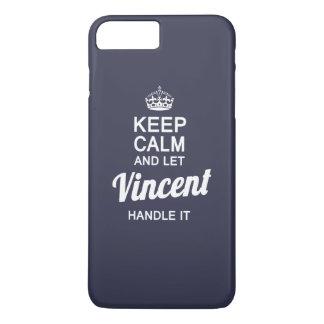 Capa iPhone 8 Plus/7 Plus Deixe Vincent segurá-lo!