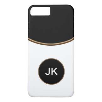 Capa iPhone 8 Plus/7 Plus Design profissional do negócio dos homens