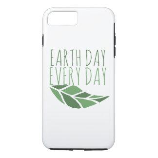 Capa iPhone 8 Plus/7 Plus Dia da Terra cada dia