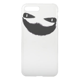 """Capa iPhone 8 Plus/7 Plus """"Diga fantasma do queijo"""""""