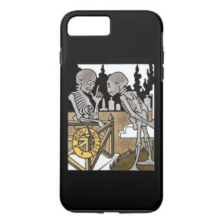 Capa iPhone 8 Plus/7 Plus Dois esqueletos