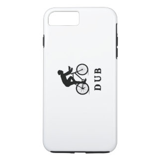 Capa iPhone 8 Plus/7 Plus DUB do ciclismo de Dublin Ireland