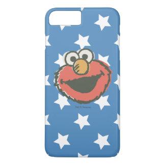 Capa iPhone 8 Plus/7 Plus Elmo retro