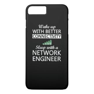 Capa iPhone 8 Plus/7 Plus Engenheiro da rede