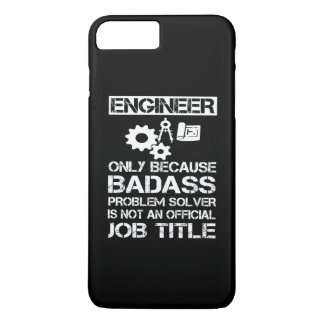 Capa iPhone 8 Plus/7 Plus Engenheiro de Badass