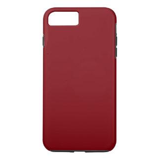 Capa iPhone 8 Plus/7 Plus ESCURO - coloração VERMELHA, gajos & dudettes da
