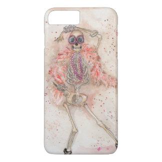 Capa iPhone 8 Plus/7 Plus Esqueleto do Fashionista