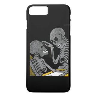 Capa iPhone 8 Plus/7 Plus Esqueleto doente da cama