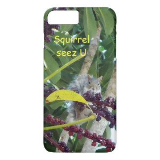 Capa iPhone 8 Plus/7 Plus Esquilo Seez U