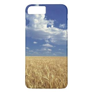 Capa iPhone 8 Plus/7 Plus Estado dos EUA, Washington, Colfax. Trigo maduro