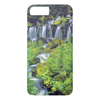 Capa iPhone 8 Plus/7 Plus Estado dos EUA, Washington, região selvagem do Mt