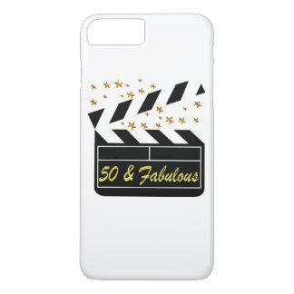 CAPA iPhone 8 PLUS/7 PLUS ESTRELA DE CINEMA VELHA DE 50 ANOS