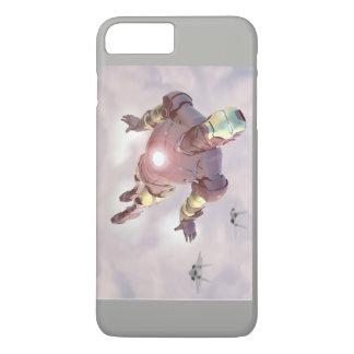 Capa iPhone 8 Plus/7 Plus Ferro MK um