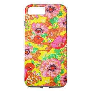 Capa iPhone 8 Plus/7 Plus Floral louco