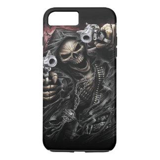Capa iPhone 8 Plus/7 Plus Fora da lei de esqueleto