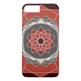 Capa iPhone 8 Plus/7 Plus Forma geométrica