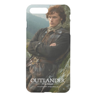Capa iPhone 8 Plus/7 Plus Fotografia de reclinação do Outlander | Jamie
