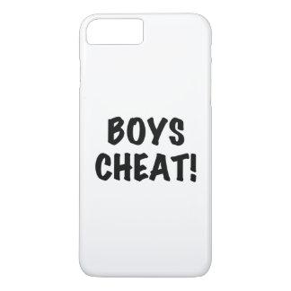 Capa iPhone 8 Plus/7 Plus Fraude dos meninos