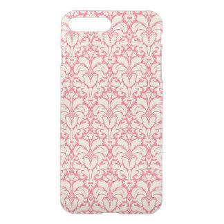 Capa iPhone 8 Plus/7 Plus Fundo barroco 2 do damasco do estilo