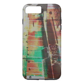 Capa iPhone 8 Plus/7 Plus Grunge