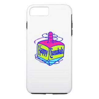 Capa iPhone 8 Plus/7 Plus Hanukkah Dreidel