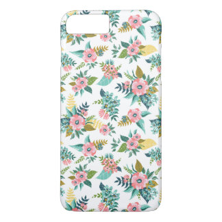 Capa iPhone 8 Plus/7 Plus Iphone7 floral mais o caso