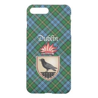 Capa iPhone 8 Plus/7 Plus iPhone X/8/7 de Dublin do condado mais o caso